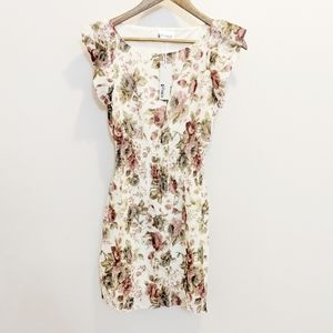 Dresses & Skirts - NWT Vintage Style Floral Print Dress Size Small